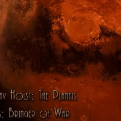 Mars (The Bringer Of War) - The Planets