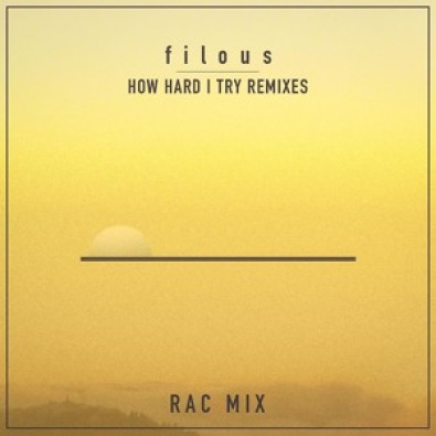 How Hard I Try ft. James Hersey (RAC Mix
