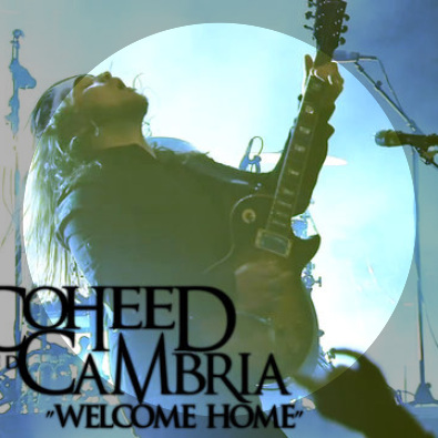 Welcome Home (live)