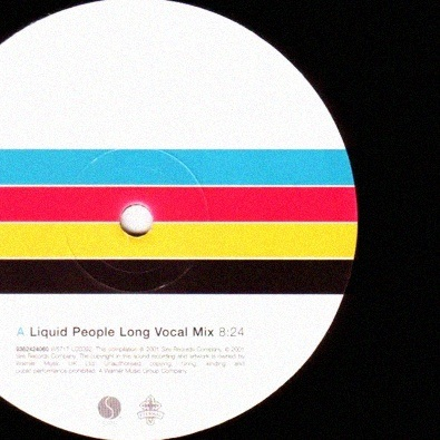 Once in a Lifetime [Liquid People Long Vocal Remix]