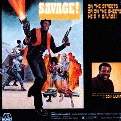 """Theme From """"Savage"""""""