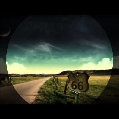 Behind the Wheel/Route 66