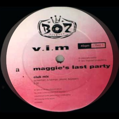 Maggie's Last Party (Club Mix)