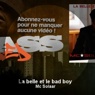 La belle et le bad boy