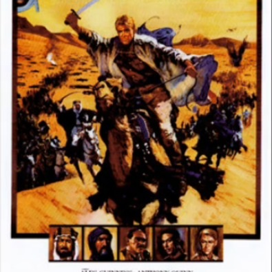 Lawrence of Arabia (Overture)