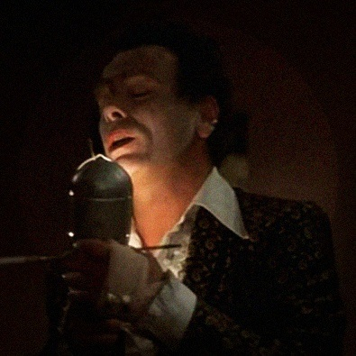 In Dreams (as performed by Dean Stockwell in Blue Velvet)