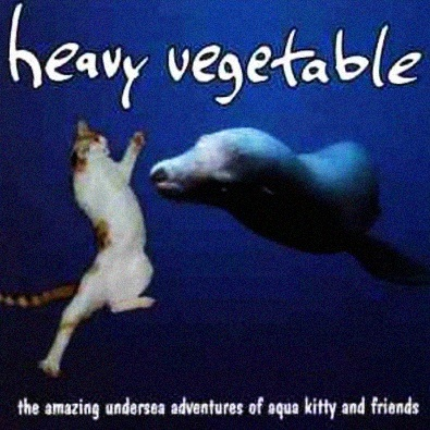 The Amazing Undersea Adventures Of Aqua Kitty And Friends