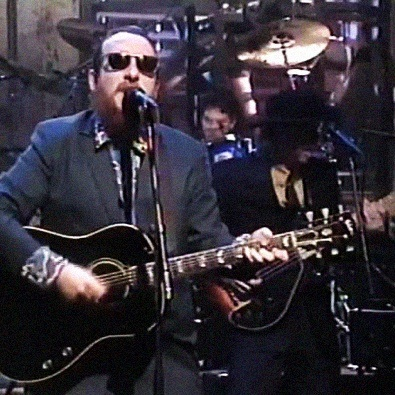 So Like Candy (Live, feat. Elvis Costello w/ a beard??)