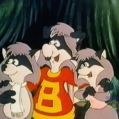 Run With Us (Theme Song from The Raccoons)