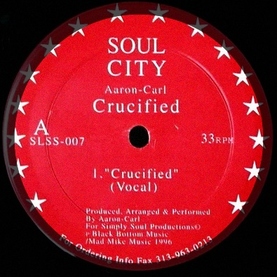 Crucified (Vocal)