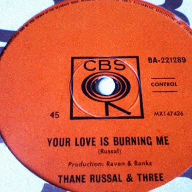 Your Love Is Burning Me