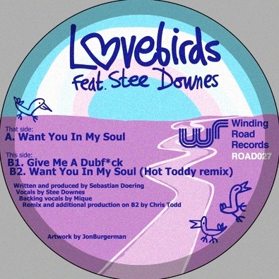 Want You In My Soul ft. Stee Downes