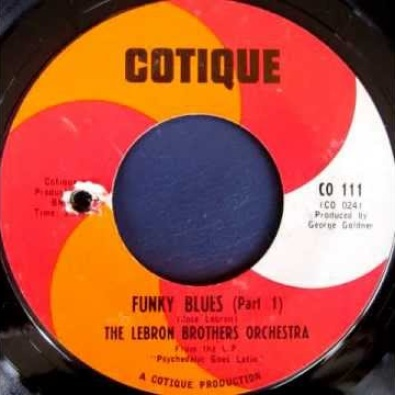 Funky Blues (Summertime Blues)
