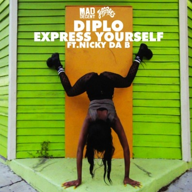 Express Yourself feat Nicky B