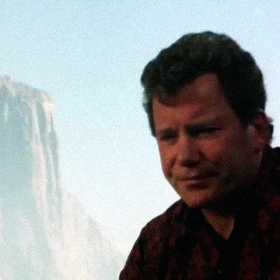 Shatner Of The Mount