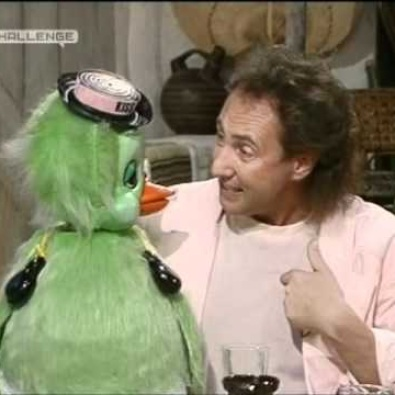 Keith Harris and Orville on 3-2-1