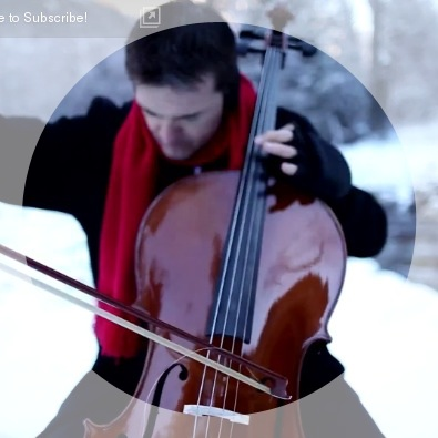 Carol of the Bells (for 12 cellos)