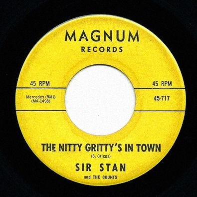 The Nitty Gritty's In Town