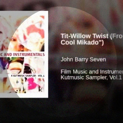 """Tit-Willow Twist (from """"The Cool Mikado"""")"""