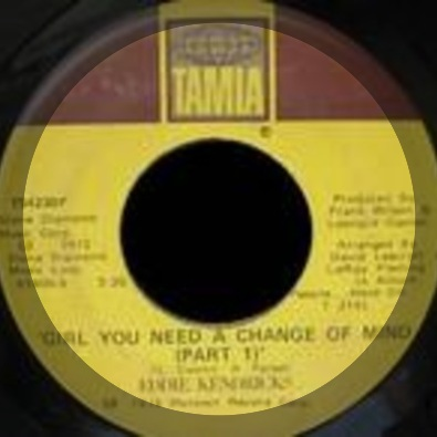 Girl You Need A Change Of Mind (Walter Gibbons Mix)