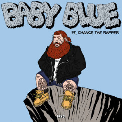 Baby Blue (Feat. Chance The Rapper)