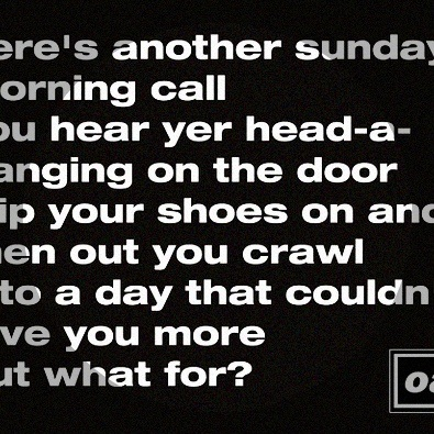 Sunday Morning Call