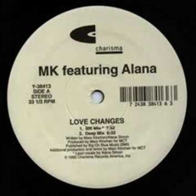 Love Changes feat. Alana