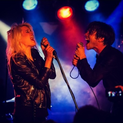 It's Just Forever (feat. Alison Mosshart)