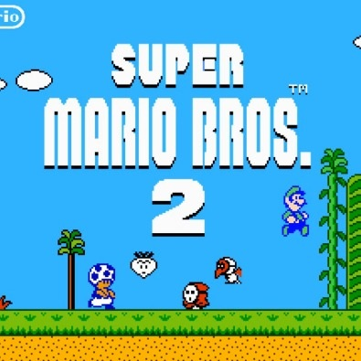 Super Mario Bros. 2 Main Theme / Overworld