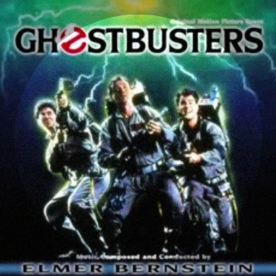 """GHOSTBUSTERS (OST) 19- """"Crossing the Streams"""""""
