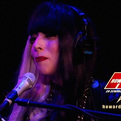 The Edge Of Glory - solo piano performance on Howard Stern Show