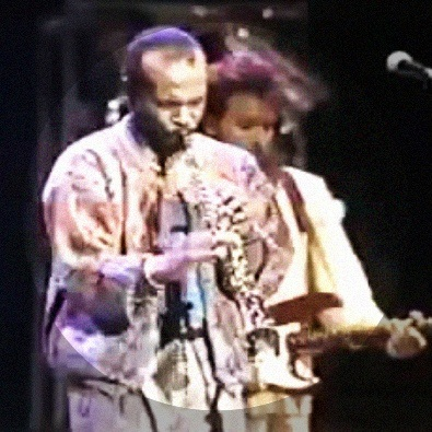 Steppin' Out (Live 1985)