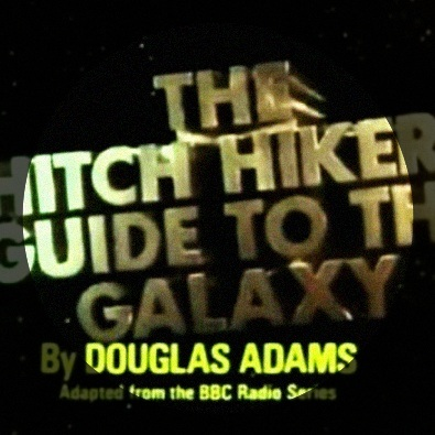 Hitchhiker's Guide to the Galaxy Radio Theme