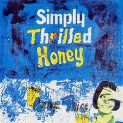 Simply Thrilled Honey