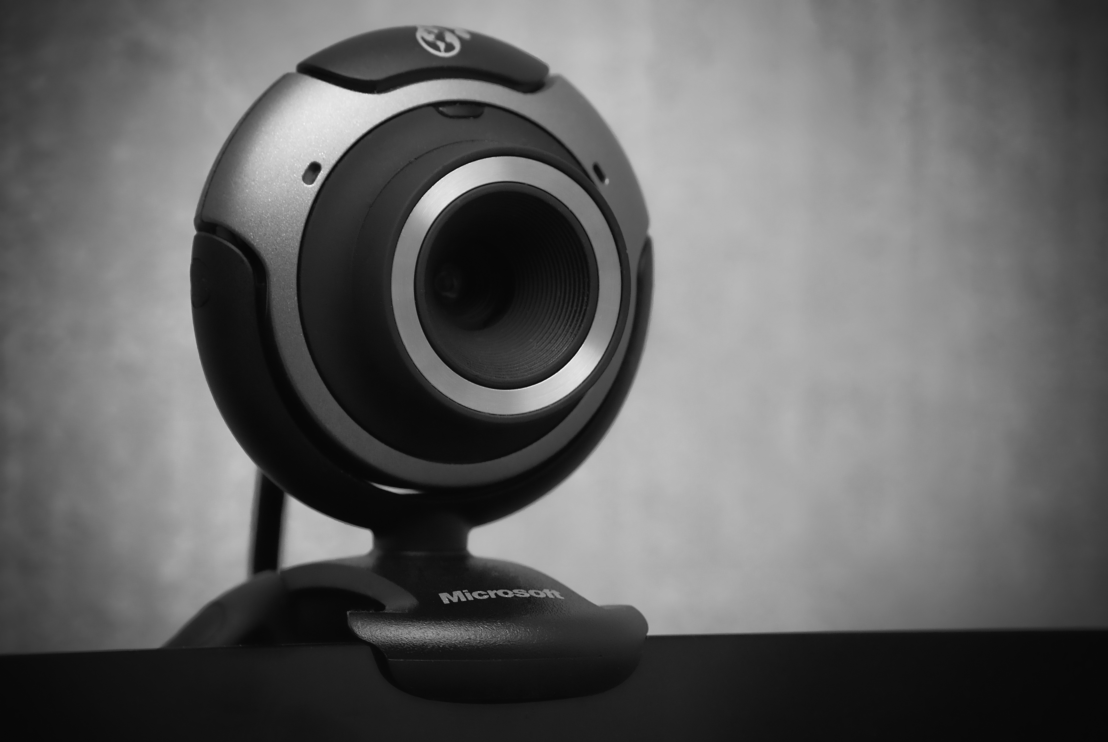 A webcam.