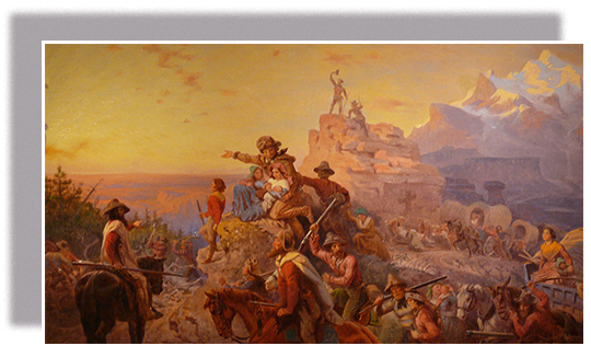 Openstax Us History Ch17 Go West Young Man Westward Expansion