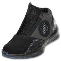 NEW AIR JORDAN 2010 GS YOUTH BASKETBALL SHOES SIZE 6 BLACK $110 Nike