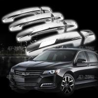 For CHEVY Impala 2014 2015 2016 2017 Chrome Covers Set Half Mirror+4 Doors