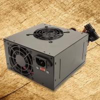 SATA /& PCIPCIe 20+4pin NEW--Lead Power RED 650w-Max ATX Power Supply 12cm Fan