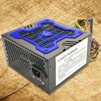 Brand NEW--Powork 650w-Max MICRO ATX Power Supply 20+4Pin SATA /& PCIe