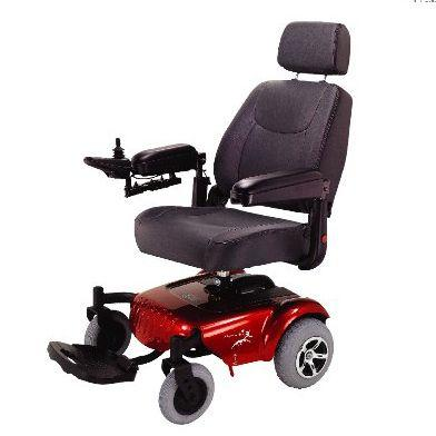 Power Chairs on Merits Junior Electric Power Wheel Chair P320 300 Lb Weight Capacity