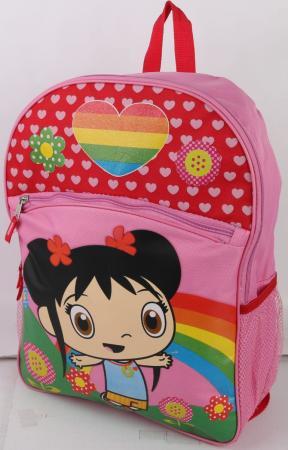 Brand New Ni Hao Kai Lan 16 Quot Shcool Bag And Girls Large