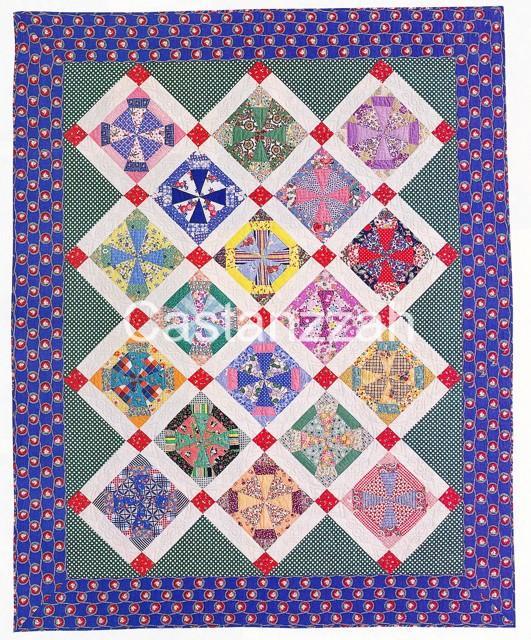 Intermediate Quilting Patterns :