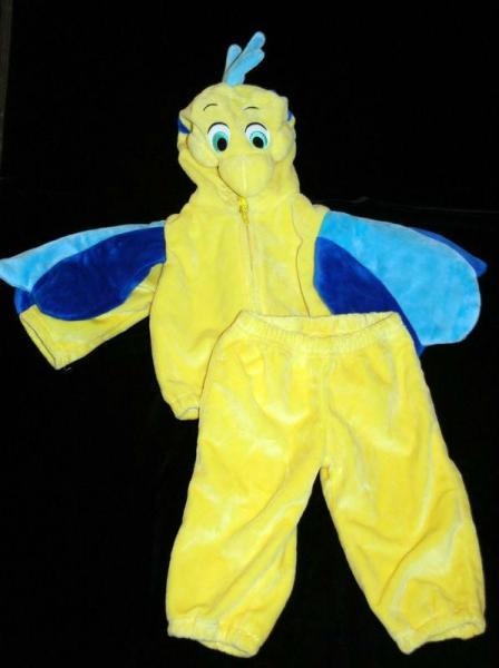 & Flounder costume tips The Winking Frog - dinocro.info