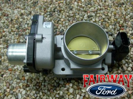 2004 2005 2006 F 150 F150 4 6l Oem Genuine Ford Throttle