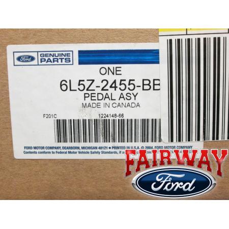 Ford Genuine Service Credit Card