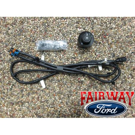 11 thru 16 ford super duty f250 f350 oem ford parts fog lamp light click here to enlarge