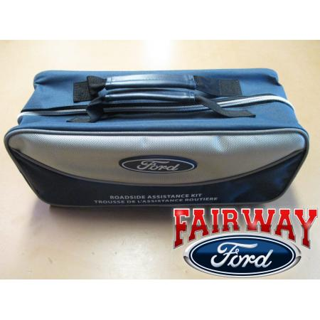ford factory emergency roadside assistance kit tools safety gear. Cars Review. Best American Auto & Cars Review