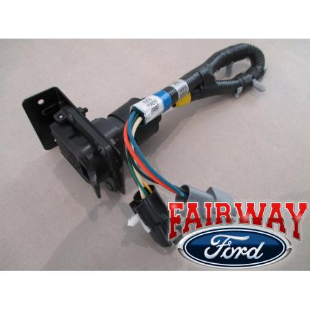 ford edge trailer wiring harness trailer wiring harness ford bronco