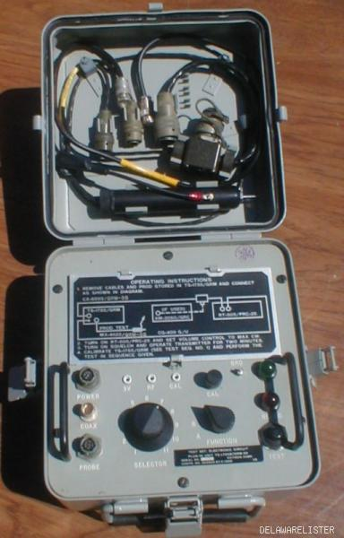 Military Radio PRC 77 PRC 25 Ham Radio Radio Test Set on